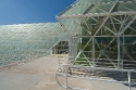 Biosphere facility building, Tucson, Arizona, USA